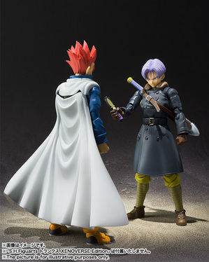 S.H.Figuarts TP(タイムパトローラー) XENOVERSE Edition 06