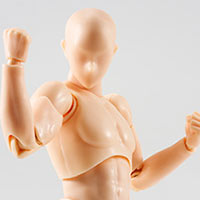 S.H.Figuarts ボディくん DX SET(Pale orange Color Ver.)