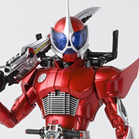 S.H.Figuarts(真骨彫製法) 仮面ライダーアクセル