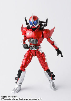 S.H.Figuarts(真骨彫製法) 仮面ライダーアクセル 05