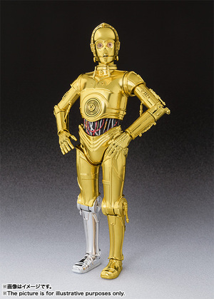 S.H.Figuarts C-3PO(A NEW HOPE) 01