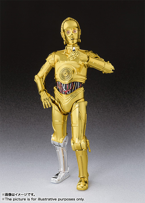 S.H.Figuarts C-3PO(A NEW HOPE) 02