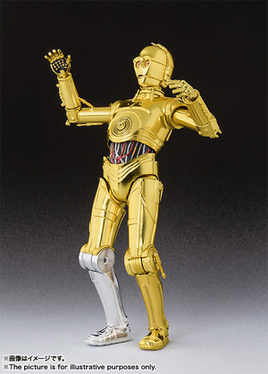 S.H.Figuarts C-3PO(A NEW HOPE) 04