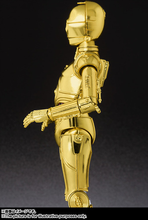 S.H.Figuarts C-3PO(A NEW HOPE) 06