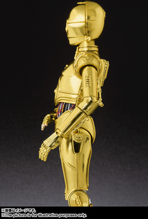 S.H.Figuarts C-3PO(A NEW HOPE) 07