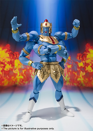 S.H.Figuarts アシュラマン ORIGINAL COLOR EDITION 01