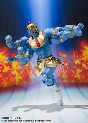 S.H.Figuarts アシュラマン ORIGINAL COLOR EDITION 03