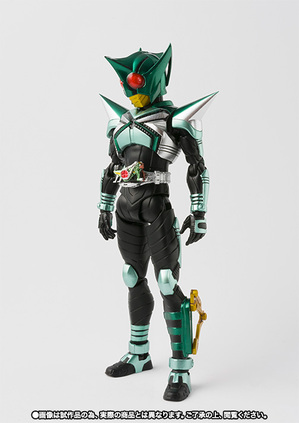 S.H.Figuarts(真骨彫製法) 仮面ライダーキックホッパー 02