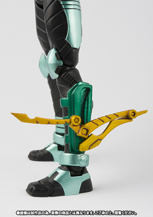 S.H.Figuarts(真骨彫製法) 仮面ライダーキックホッパー 03