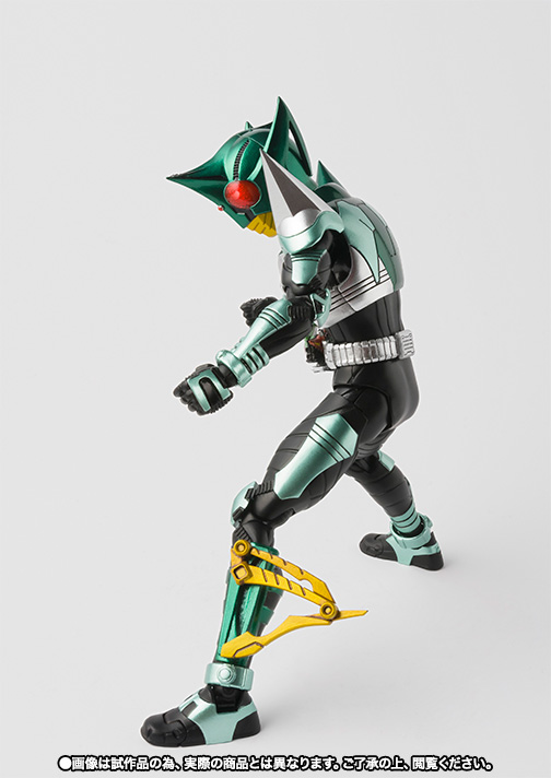 S.H.Figuarts(真骨彫製法) 仮面ライダーキックホッパー 05
