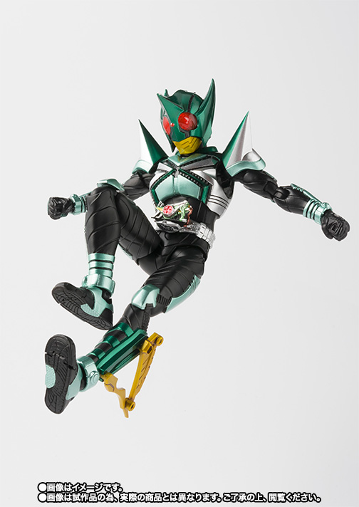 S.H.Figuarts(真骨彫製法) 仮面ライダーキックホッパー 07