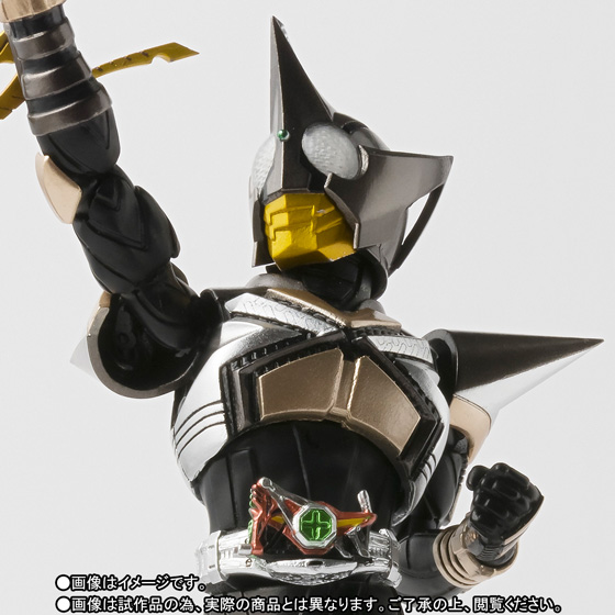S.H.Figuarts(真骨彫製法) 仮面ライダーパンチホッパー 01