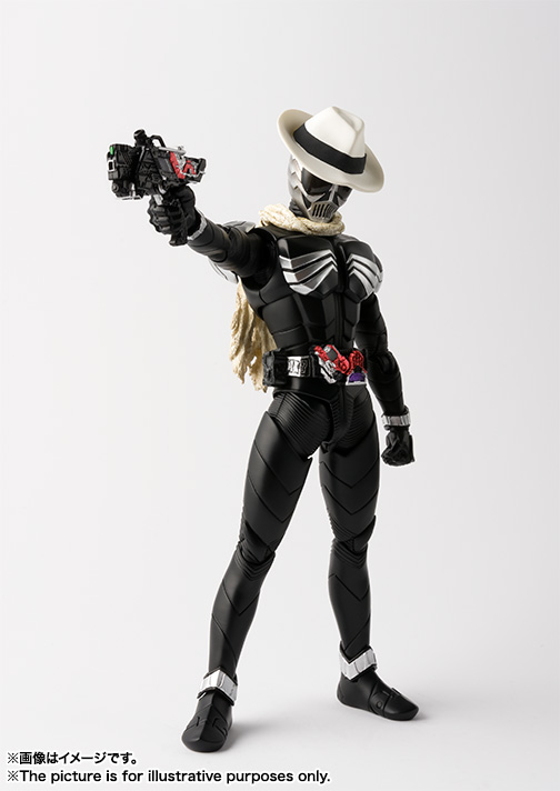 S.H.Figuarts(真骨彫製法) 仮面ライダースカル 06