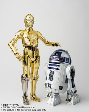 "12""PM 超合金×12 Perfect Model R2-D2(A NEW HOPE) 06"