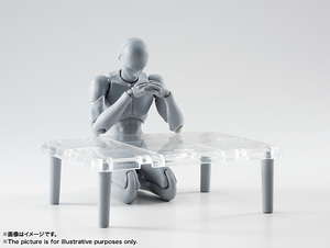S.H.Figuarts ボディくん -宝井理人- Edition DX SET (Gray Color Ver.)  09