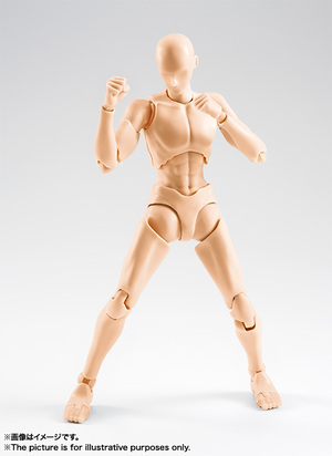 S.H.Figuarts ボディくん -宝井理人- Edition (Pale orange Color Ver.)  02
