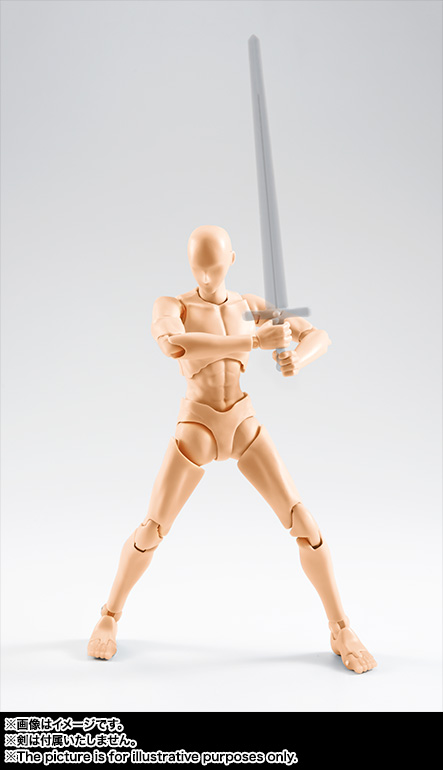 S.H.Figuarts ボディくん -宝井理人- Edition (Pale orange Color Ver.)  03