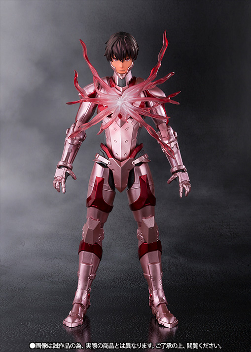 ULTRA-ACT ULTRA-ACT×S.H.Figuarts ULTRAMAN リミッター解除Ver. 02