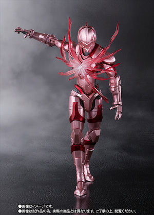 ULTRA-ACT ULTRA-ACT×S.H.Figuarts ULTRAMAN リミッター解除Ver. 03