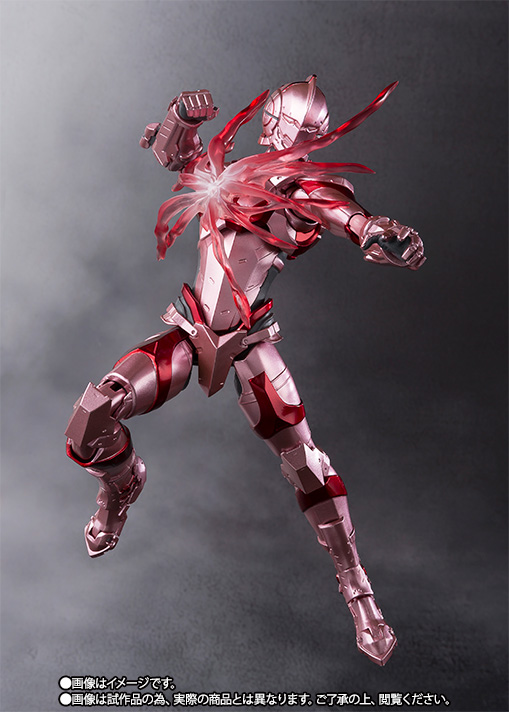 ULTRA-ACT ULTRA-ACT×S.H.Figuarts ULTRAMAN リミッター解除Ver. 06