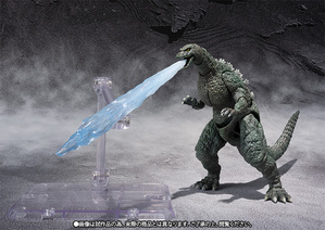S.H.MonsterArts ゴジラジュニア Special Color Ver. 05