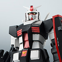 ROBOT魂 <SIDE MS> RX-78-1 プロトタイプガンダム ver. A.N.I.M.E.