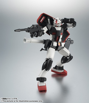 ROBOT魂 <SIDE MS> RX-78-1 プロトタイプガンダム ver. A.N.I.M.E. 06