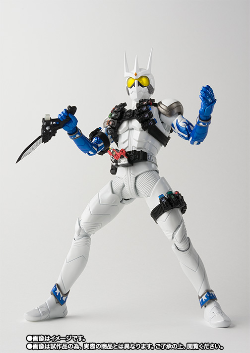 S.H.Figuarts(真骨彫製法) 仮面ライダーエターナル 09