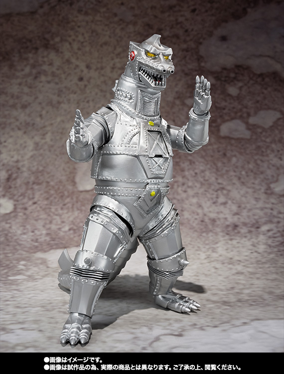 S.H.MonsterArts メカゴジラ(1974) 04