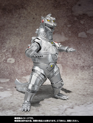 S.H.MonsterArts メカゴジラ(1974) 05