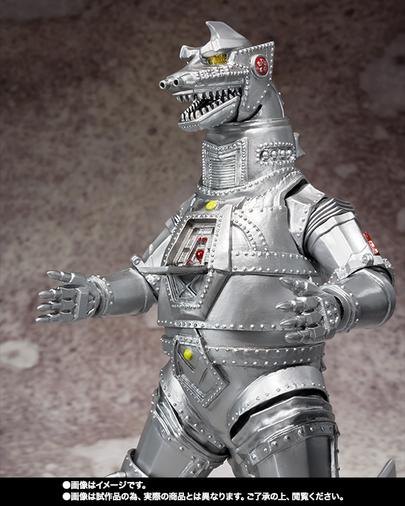 S.H.MonsterArts メカゴジラ(1974) 06