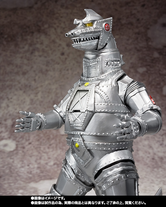 S.H.MonsterArts メカゴジラ(1974) 07