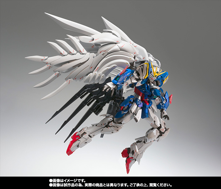 GUNDAM FIX FIGURATION METAL COMPOSITE ウイングガンダムゼロ(EW版) 05