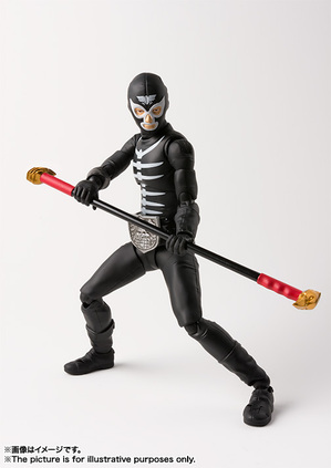 S.H.Figuarts ショッカー戦闘員(骨) 04