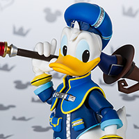 S.H.Figuarts ドナルド(KINGDOM HEARTS II)