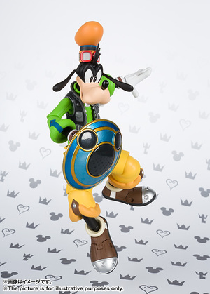 S.H.Figuarts グーフィー(KINGDOM HEARTS II) 03