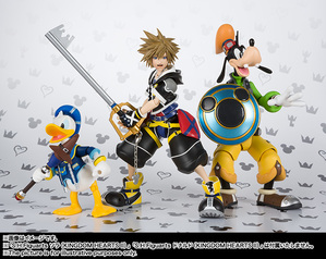 S.H.Figuarts グーフィー(KINGDOM HEARTS II) 11