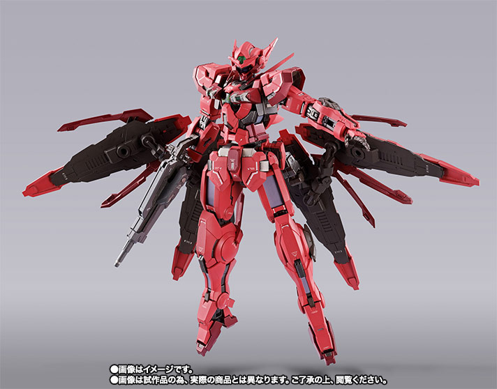 METAL BUILD ガンダムアストレア TYPE-F (GN HEAVY WEAPON SET) 04