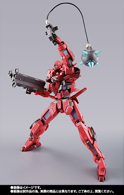 METAL BUILD ガンダムアストレア TYPE-F (GN HEAVY WEAPON SET) 19