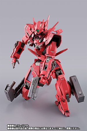 METAL BUILD ガンダムアストレア TYPE-F (GN HEAVY WEAPON SET) 20