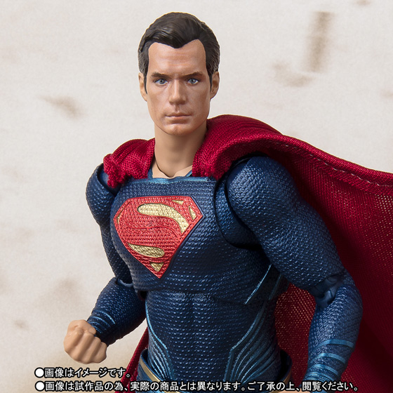 S.H.Figuarts スーパーマン (JUSTICE LEAGUE) 01