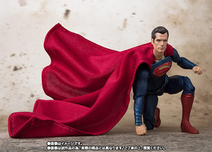 S.H.Figuarts スーパーマン (JUSTICE LEAGUE) 05
