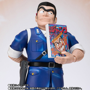 S.H.Figuarts 両津勘吉 JUMP 50th ANNIVERSARY EDITION ~I~【先着販売】 01