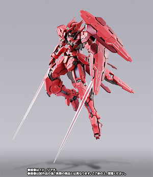 METAL BUILD METAL BUILD ガンダムアストレア TYPE-F (GN HEAVY WEAPON SET)【2次:2018年7月発送】 03