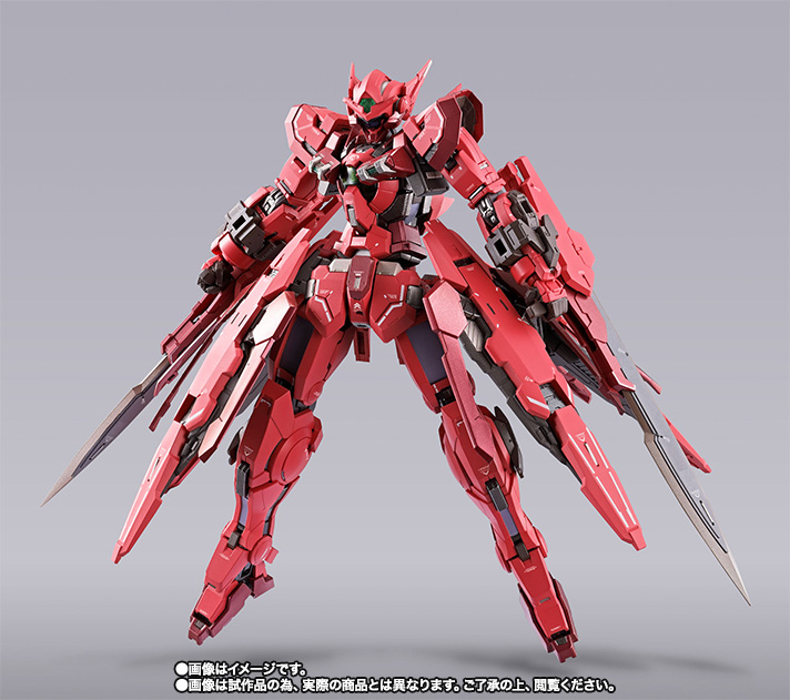 METAL BUILD METAL BUILD ガンダムアストレア TYPE-F (GN HEAVY WEAPON SET)【2次:2018年7月発送】 05