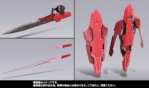METAL BUILD METAL BUILD ガンダムアストレア TYPE-F (GN HEAVY WEAPON SET)【2次:2018年7月発送】 10