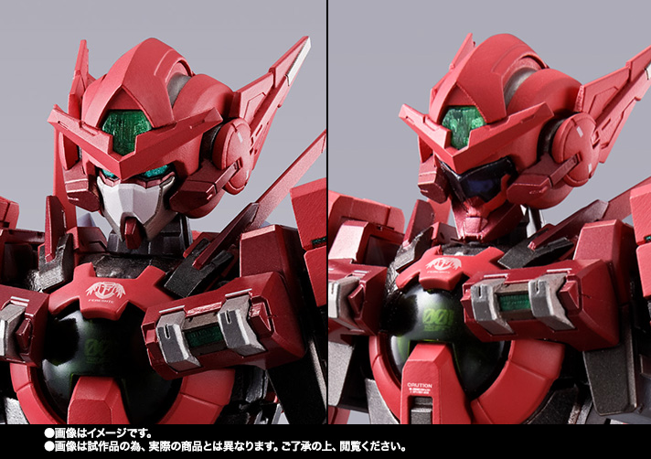 METAL BUILD METAL BUILD ガンダムアストレア TYPE-F (GN HEAVY WEAPON SET)【2次:2018年7月発送】 12