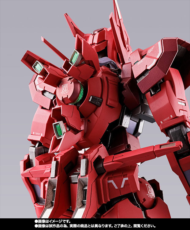 METAL BUILD METAL BUILD ガンダムアストレア TYPE-F (GN HEAVY WEAPON SET)【2次:2018年7月発送】 13
