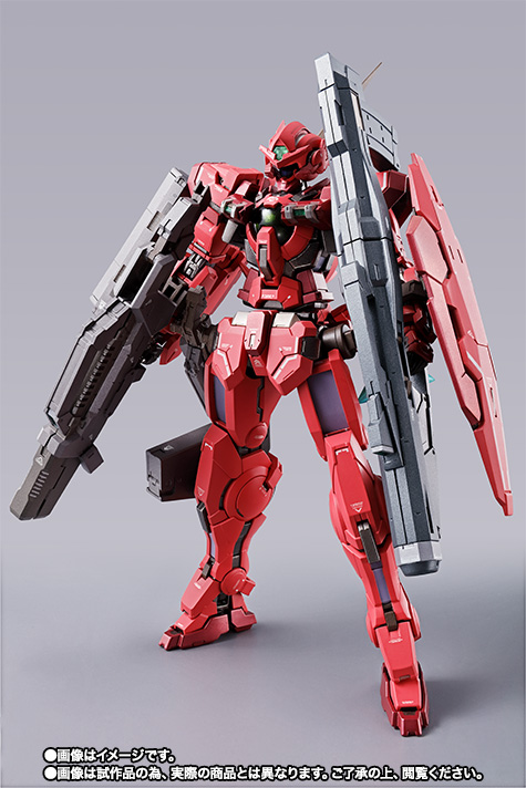 METAL BUILD METAL BUILD ガンダムアストレア TYPE-F (GN HEAVY WEAPON SET)【2次:2018年7月発送】 14