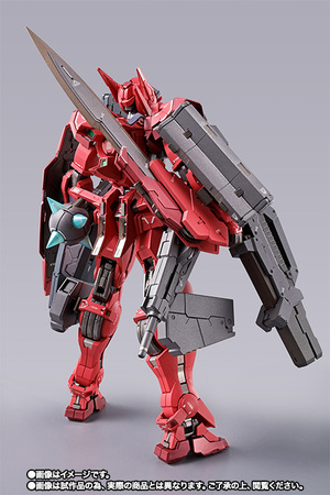 METAL BUILD METAL BUILD ガンダムアストレア TYPE-F (GN HEAVY WEAPON SET)【2次:2018年7月発送】 15